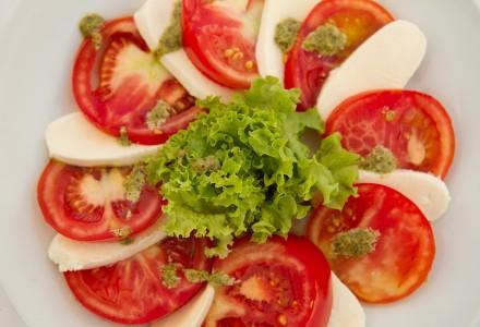 Kapreze salata